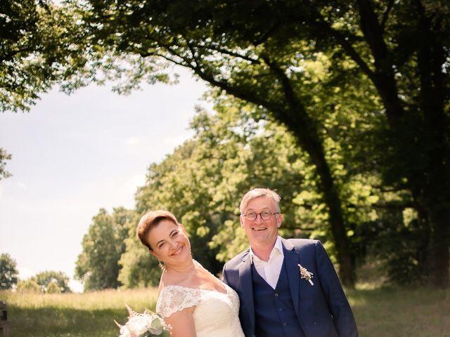 Le mariage de Olivier et Brigitte à Bécon-les-Granits, Maine et Loire 18