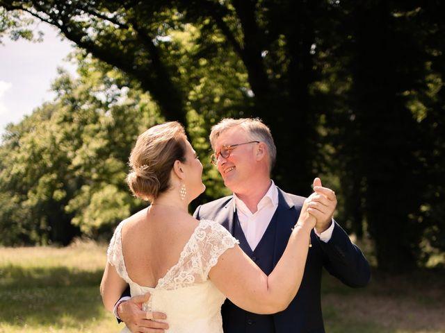 Le mariage de Olivier et Brigitte à Bécon-les-Granits, Maine et Loire 21