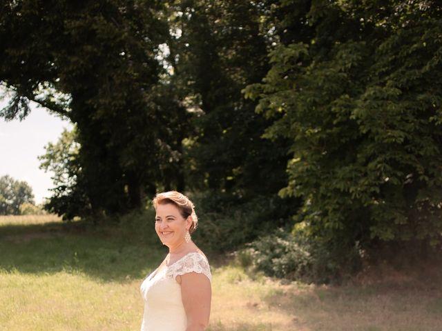 Le mariage de Olivier et Brigitte à Bécon-les-Granits, Maine et Loire 23