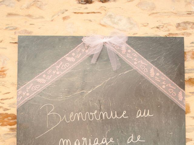 Le mariage de Olivier et Brigitte à Bécon-les-Granits, Maine et Loire 29