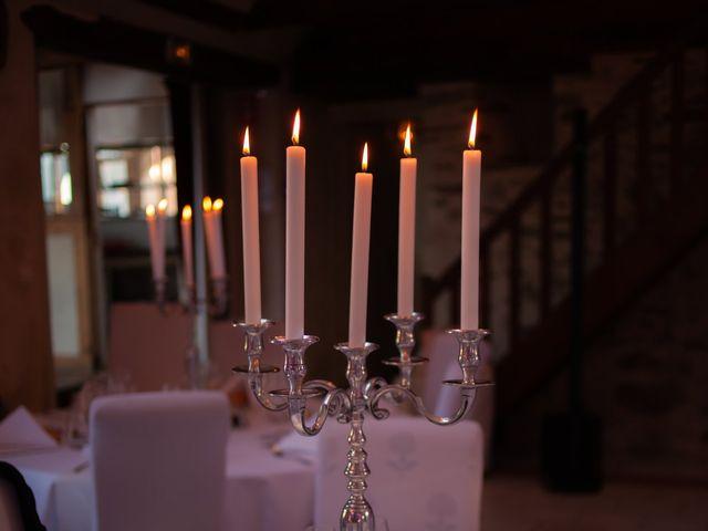 Le mariage de Olivier et Brigitte à Bécon-les-Granits, Maine et Loire 34