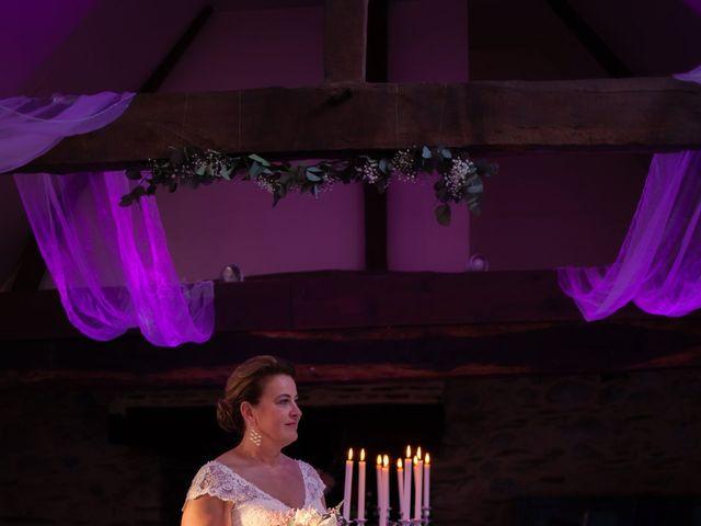 Le mariage de Olivier et Brigitte à Bécon-les-Granits, Maine et Loire 35