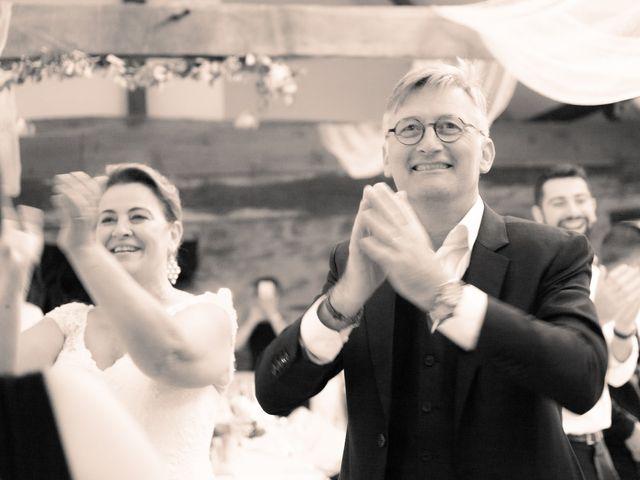 Le mariage de Olivier et Brigitte à Bécon-les-Granits, Maine et Loire 36