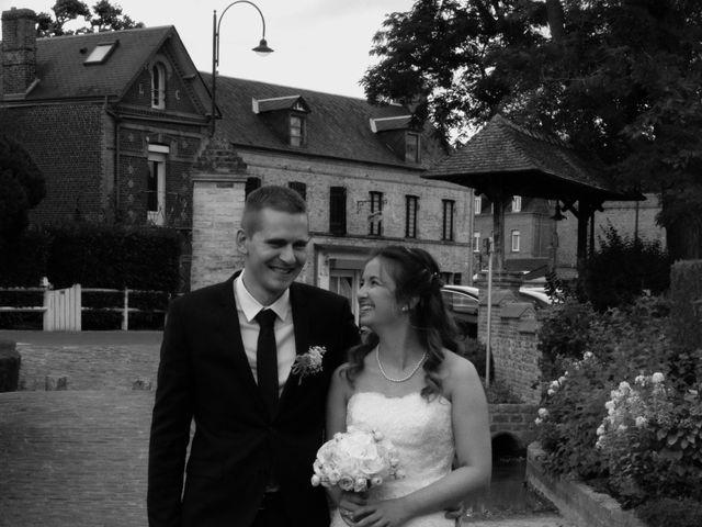 Le mariage de François et Emmanuelle à Rouxmesnil-Bouteilles, Seine-Maritime 7