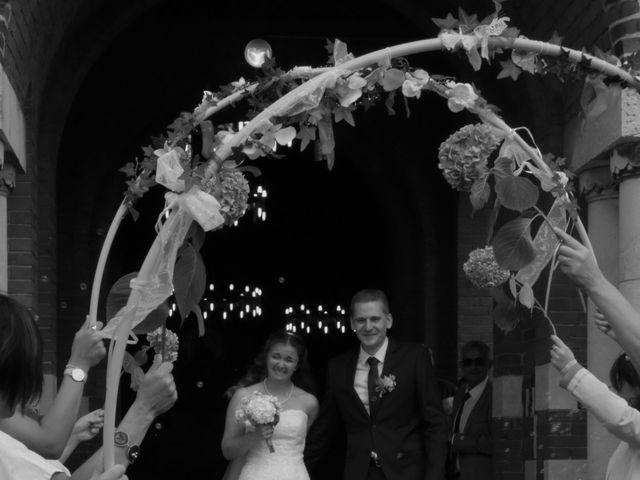 Le mariage de François et Emmanuelle à Rouxmesnil-Bouteilles, Seine-Maritime 18