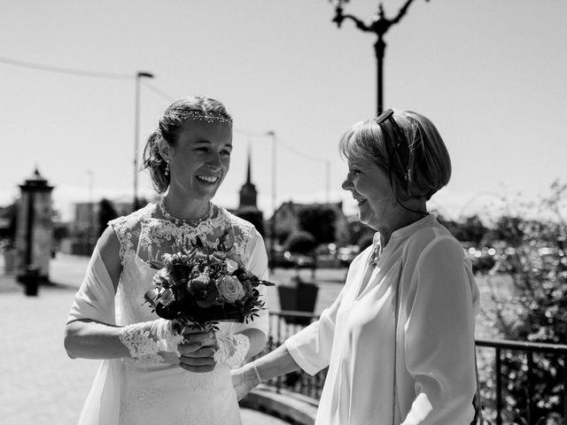Le mariage de Fabien et Audrey à Cabourg, Calvados 2