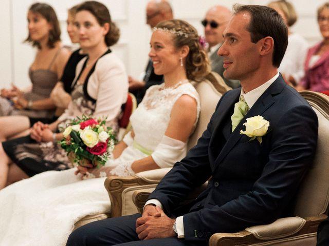 Le mariage de Fabien et Audrey à Cabourg, Calvados 5