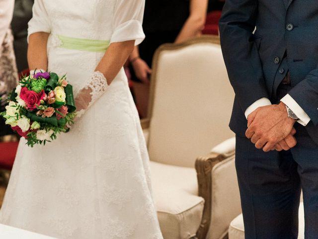 Le mariage de Fabien et Audrey à Cabourg, Calvados 8