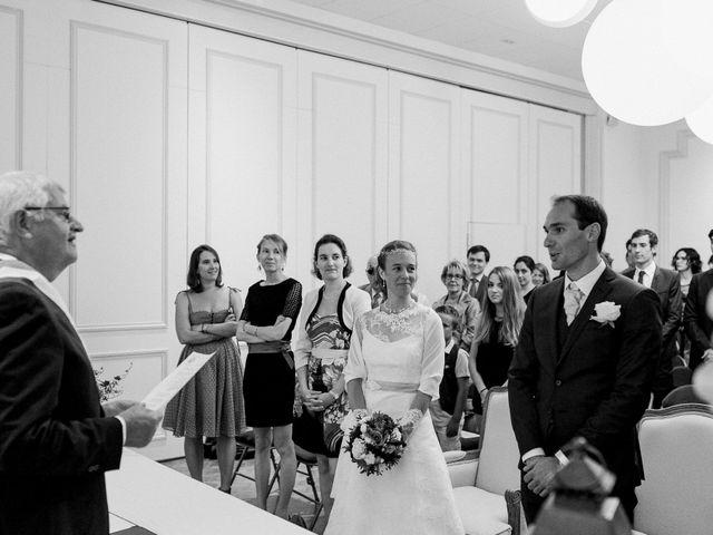Le mariage de Fabien et Audrey à Cabourg, Calvados 9