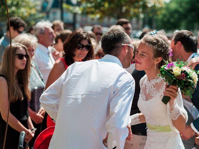 Le mariage de Fabien et Audrey à Cabourg, Calvados 11