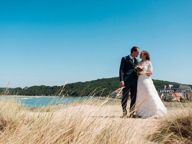Le mariage de Fabien et Audrey à Cabourg, Calvados 12