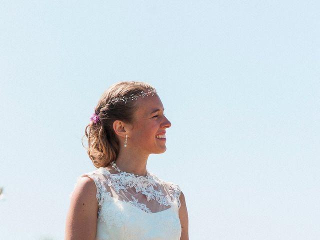 Le mariage de Fabien et Audrey à Cabourg, Calvados 14