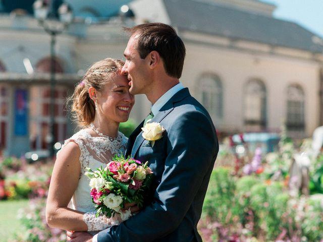 Le mariage de Audrey et Fabien