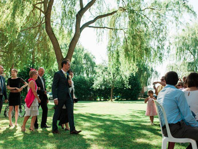 Le mariage de Fabien et Audrey à Cabourg, Calvados 19