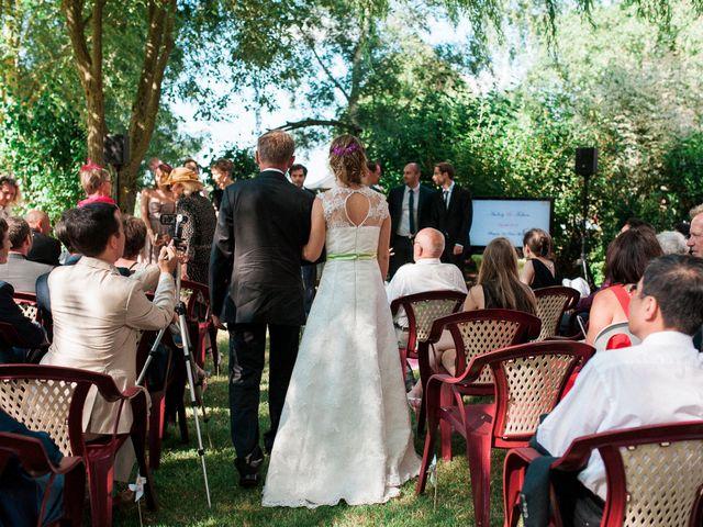 Le mariage de Fabien et Audrey à Cabourg, Calvados 20