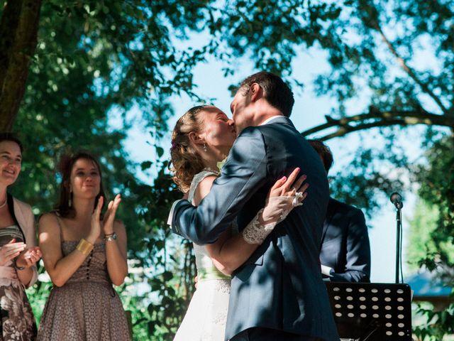 Le mariage de Fabien et Audrey à Cabourg, Calvados 26