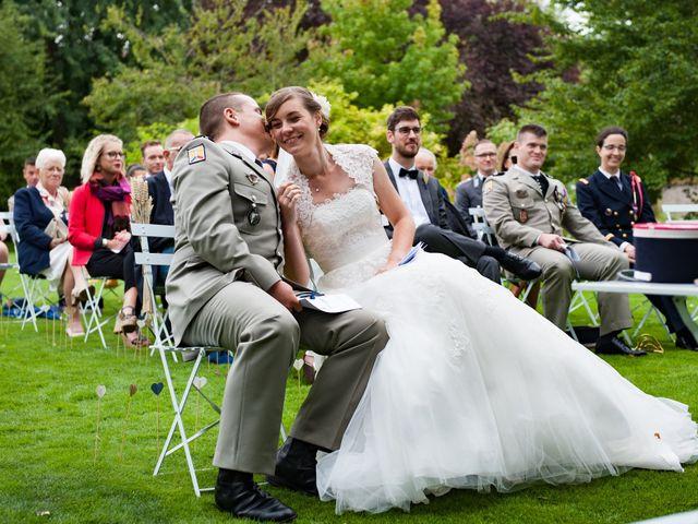 Le mariage de Bernard Pierre et Bérengère à Rambouillet, Yvelines 8
