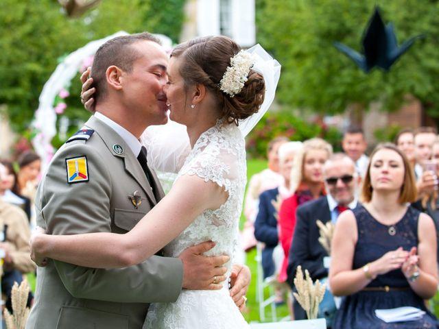 Le mariage de Bernard Pierre et Bérengère à Rambouillet, Yvelines 13