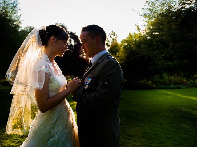 Le mariage de Bérengère et Bernard Pierre