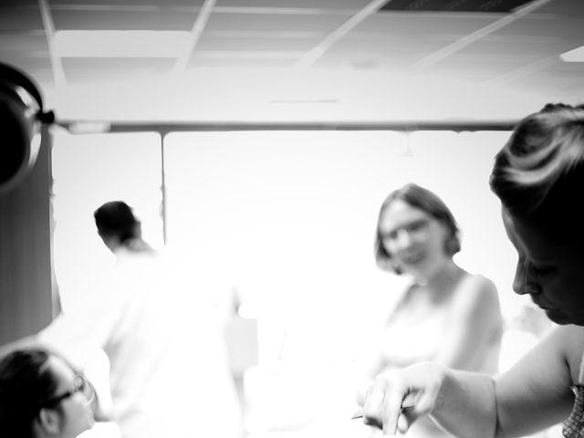 Le mariage de Jonathan et Marine à Bassevelle, Seine-et-Marne 4