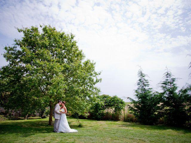 Le mariage de Jonathan et Marine à Bassevelle, Seine-et-Marne 9