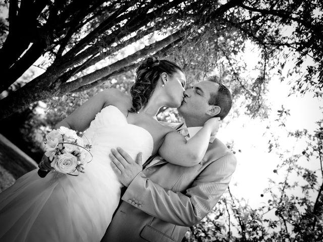 Le mariage de Jonathan et Marine à Bassevelle, Seine-et-Marne 11