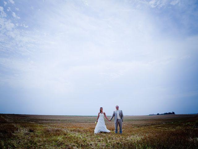 Le mariage de Jonathan et Marine à Bassevelle, Seine-et-Marne 13