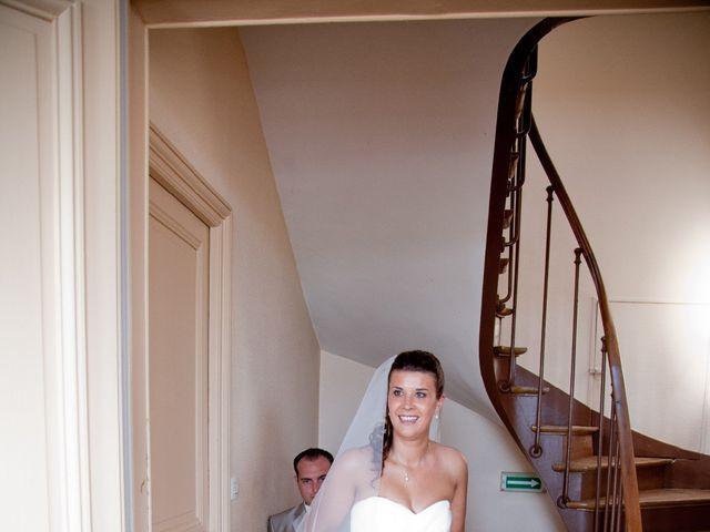 Le mariage de Jonathan et Marine à Bassevelle, Seine-et-Marne 16