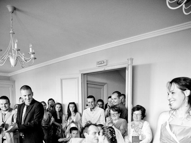 Le mariage de Jonathan et Marine à Bassevelle, Seine-et-Marne 17