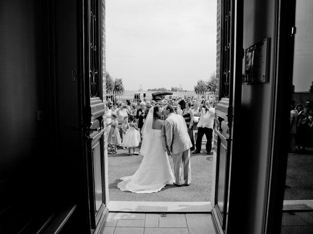 Le mariage de Jonathan et Marine à Bassevelle, Seine-et-Marne 18