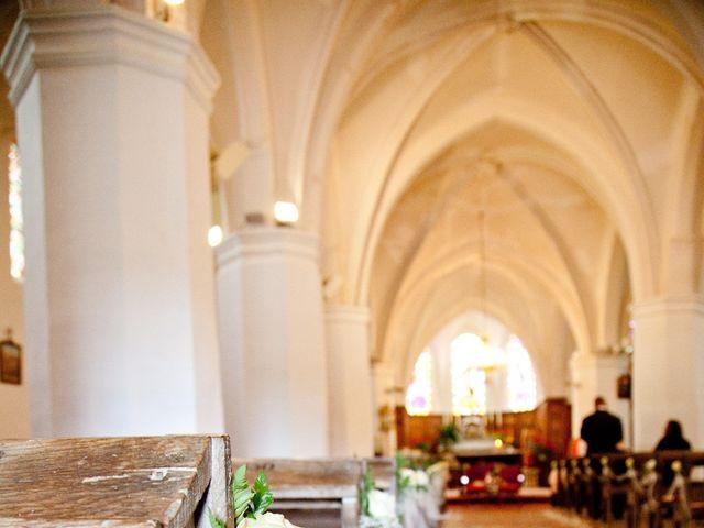 Le mariage de Jonathan et Marine à Bassevelle, Seine-et-Marne 19