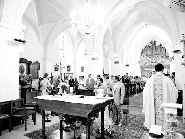 Le mariage de Jonathan et Marine à Bassevelle, Seine-et-Marne 21