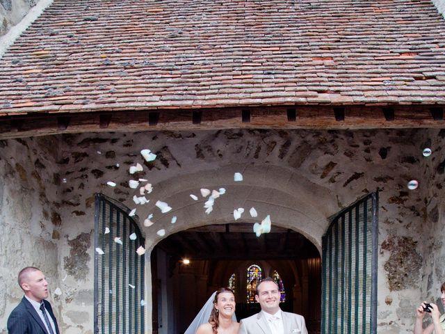 Le mariage de Jonathan et Marine à Bassevelle, Seine-et-Marne 23