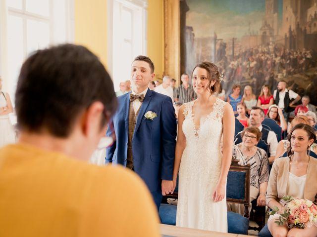 Le mariage de Adrien et Mylène à Orange, Vaucluse 74