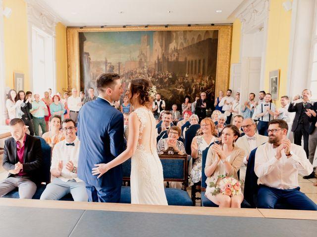 Le mariage de Adrien et Mylène à Orange, Vaucluse 83
