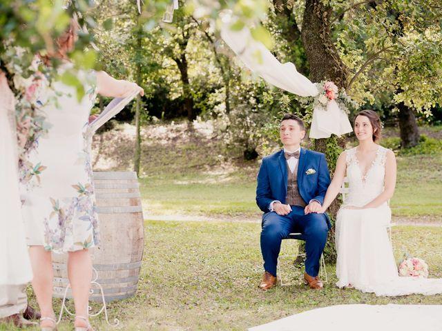 Le mariage de Adrien et Mylène à Orange, Vaucluse 103