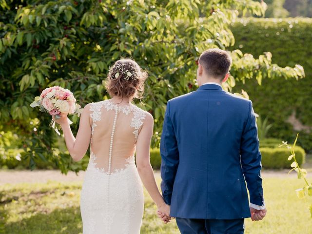 Le mariage de Adrien et Mylène à Orange, Vaucluse 143