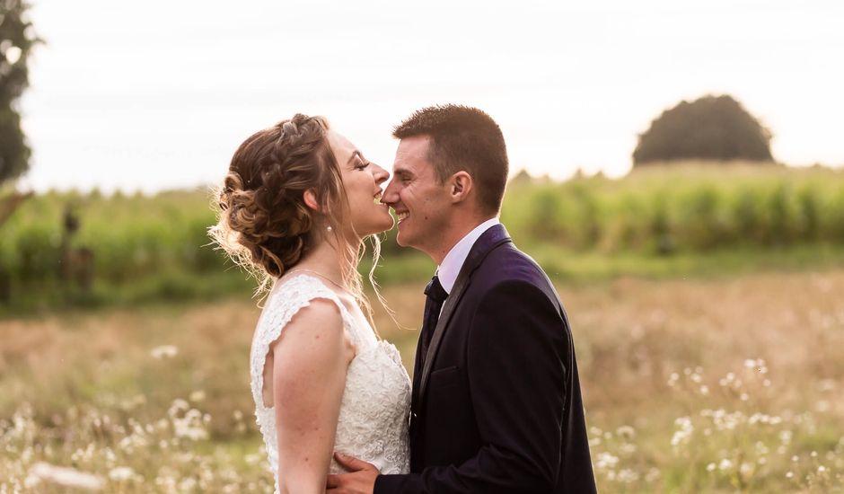 Le mariage de Jimmy et Alexa à Mont-de-Marsan, Landes