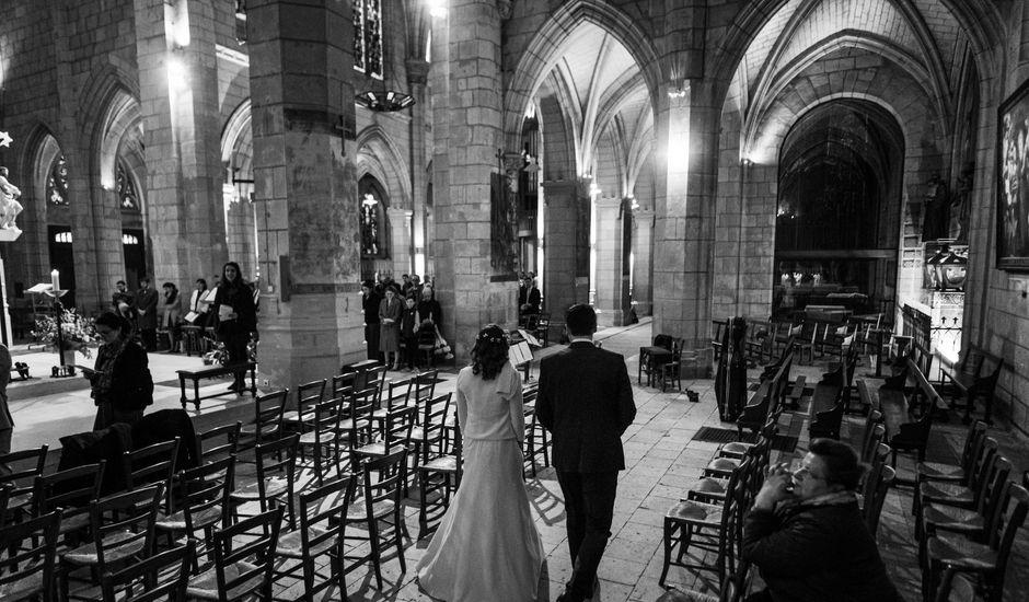Le mariage de Olivier et Anaïs à Tours, Indre-et-Loire