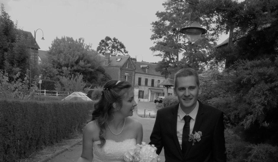 Le mariage de François et Emmanuelle à Rouxmesnil-Bouteilles, Seine-Maritime
