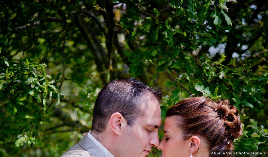 Le mariage de Jonathan et Marine à Bassevelle, Seine-et-Marne