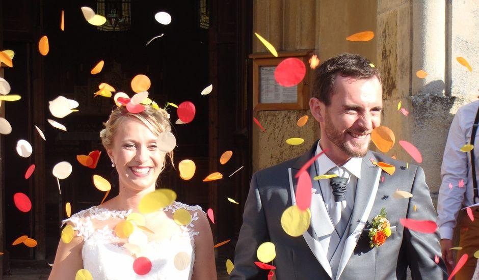Le mariage de Marc et Claire à Rodez, Aveyron