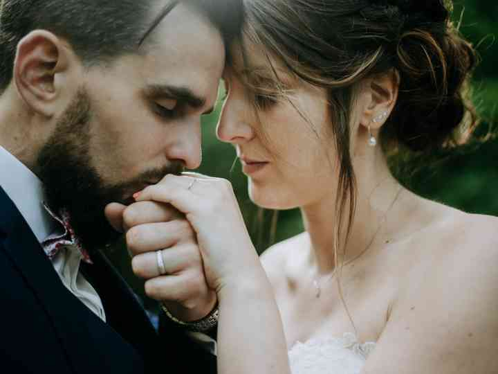 Le mariage de Caroline et Romain