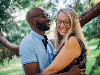 Le mariage de Séverine et Serge 1