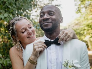 Le mariage de Séverine et Serge