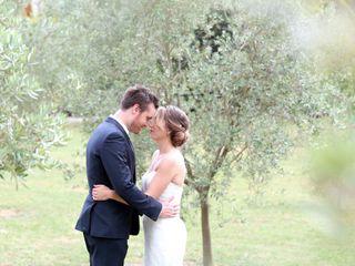 Le mariage de Lindsay et Anders