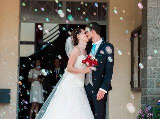 Le mariage de Céline et Willy
