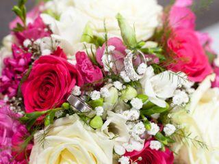 Le mariage de Daphné et Sylvain 1