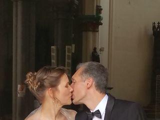 Le mariage de Isabelle et Vincent 1