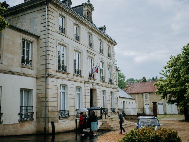 Le mariage de Romain et Caroline à Sacy-le-Grand, Oise 2